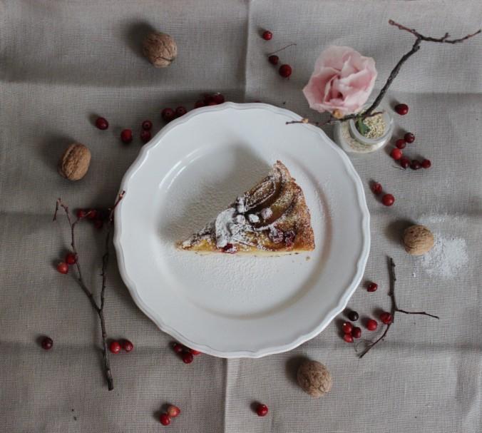 Пиріг з грушами_1