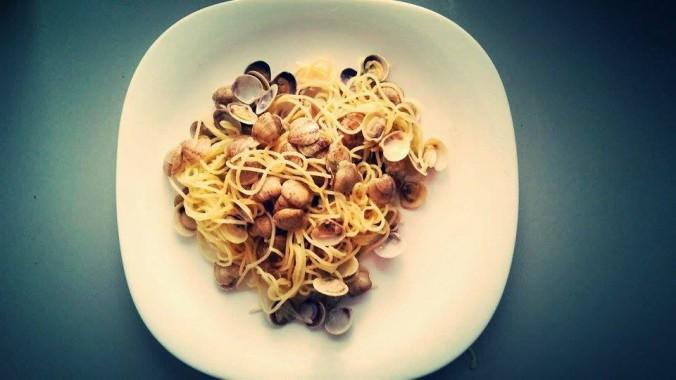 Спагетті з Молюсками_1