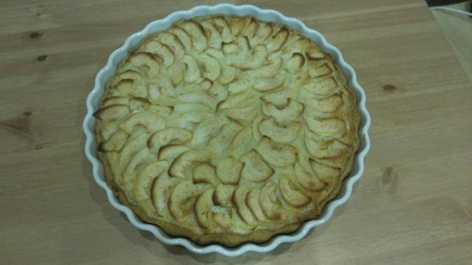 Цвєтаєвський яблучний пляцок